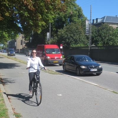 Yep that's me on a bike!