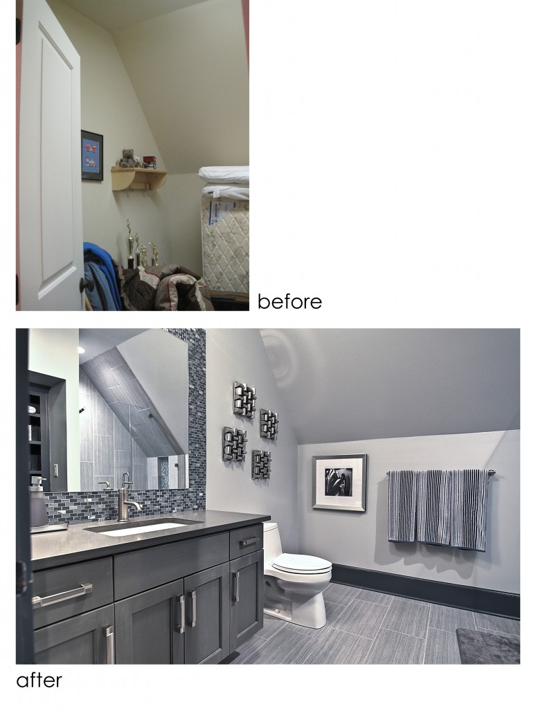 Brad's Bathroom