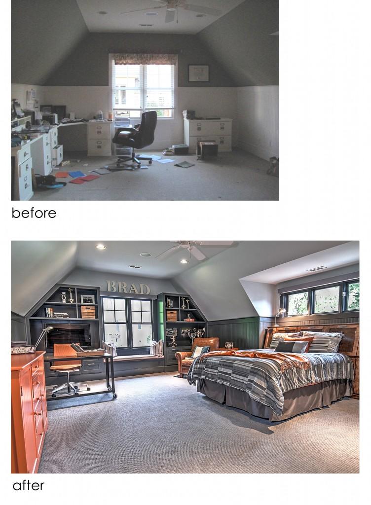 Brad's Bedroom